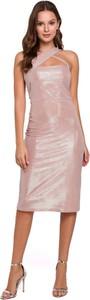 Sukienka Makeover ołówkowa midi