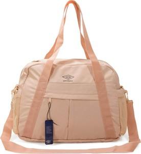 Różowa torba sportowa Umbro
