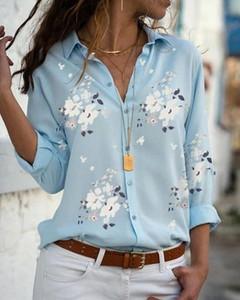 Niebieska koszula Kendallme w stylu casual