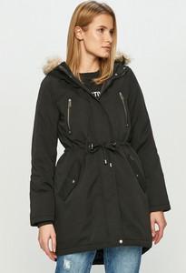 Czarna kurtka Vero Moda w stylu casual