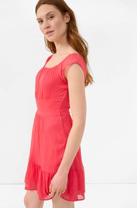 Różowa sukienka ORSAY hiszpanka