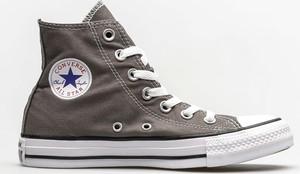Brązowe trampki Converse w stylu casual sznurowane all star