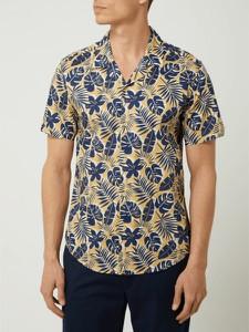 Koszula Ben Sherman w młodzieżowym stylu z krótkim rękawem