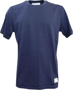 T-shirt Department Five z bawełny