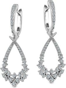 c33230df4fe8ac apart kolczyki srebrne z cyrkoniami - stylowo i modnie z Allani