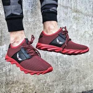 Buty sportowe Duuf sznurowane