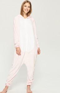 Różowa piżama Sinsay