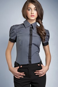 Koszula Nife z krótkim rękawem