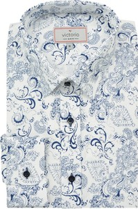 Koszula Victorio z klasycznym kołnierzykiem z bawełny