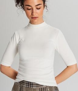 Bluzka Cropp w stylu casual