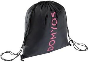Czarny plecak męski Domyos