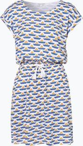 82f77783361de6 sukienka w marynarskim stylu - stylowo i modnie z Allani