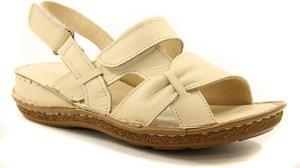 Brązowe sandały T. Sokolski w stylu casual