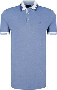 Koszulka polo Michael Kors z krótkim rękawem w stylu casual