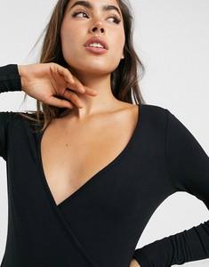 Czarna bluzka Asos