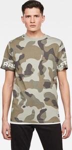 T-shirt G-Star Raw z bawełny z nadrukiem