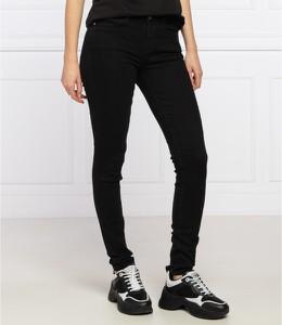 Czarne jeansy Guess
