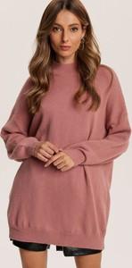 Różowy sweter Renee