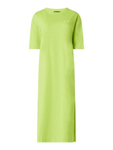 Sukienka Armani Exchange koszulowa