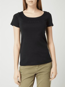 Bluzka Esprit w stylu casual z okrągłym dekoltem