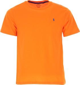 Koszulka dziecięca Ralph Lauren z krótkim rękawem