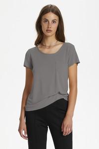 T-shirt Soaked in Luxury z okrągłym dekoltem