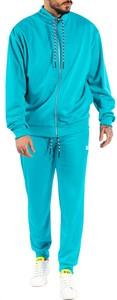 Niebieskie spodnie ubierzsie.com