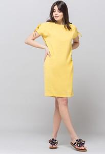 Żółta tunika Monnari