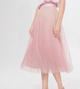 Spódnica Mohito midi z tiulu