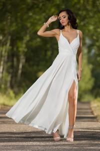 Sukienka Elizabeth z tkaniny