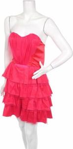 Sukienka Naf naf gorsetowa mini