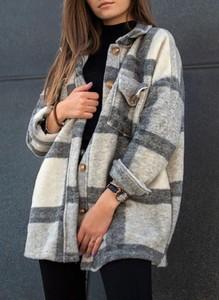Płaszcz Cikelly w stylu casual