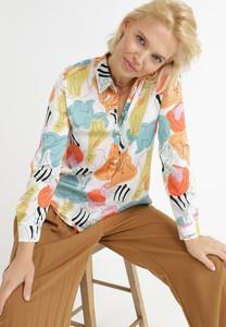 Koszula born2be w stylu casual z długim rękawem z tkaniny