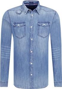 Koszula Guess Jeans z długim rękawem