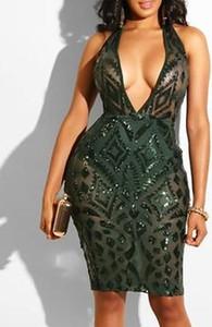 Sukienka Kendallme mini z dekoltem w kształcie litery v dopasowana