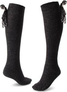Czarne skarpetki Twinset w stylu casual