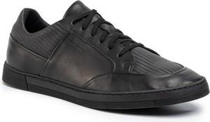 Gino Rossi Sneakersy Taimer MPU435-391-0986-9999-T Czarny