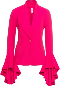 Różowa marynarka bonprix bodyflirt boutique