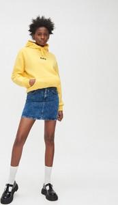 Bluza Cropp w młodzieżowym stylu krótka