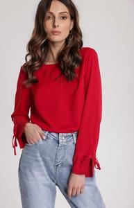 Czerwona bluzka Renee