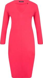 Sukienka Marc O'Polo mini w stylu casual z długim rękawem