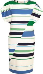 Sukienka Moda Su z krótkim rękawem w stylu casual