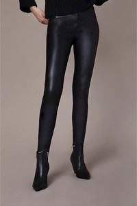 Czarne spodnie Blue Fire
