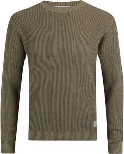 Sweter Pepe Jeans z lnu w stylu casual