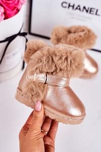 Buty dziecięce zimowe Frrock