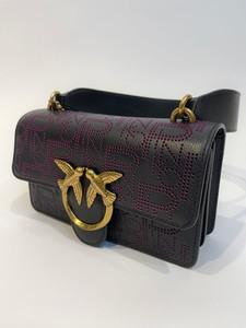 Czarna torebka Pinko mała