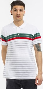 Koszulka polo Urban Classics z bawełny z krótkim rękawem w młodzieżowym stylu