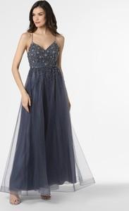 Sukienka Laona maxi z dekoltem w kształcie litery v