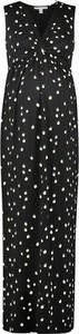 Esprit Sukienka ciążowa w kolorze czarnym