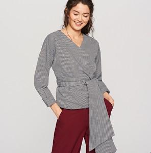 0eb6da5905 Eleganckie bluzki - zobacz propozycje dla pań plus size
